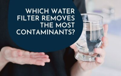 Which Water Filter Removes The Most Contaminants?