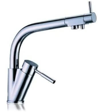 OREGON 3 way faucet tri flow taps