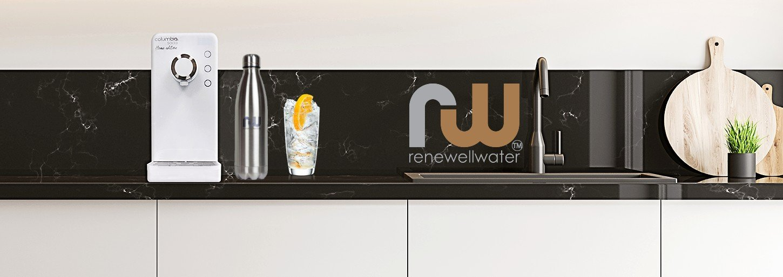 Renewell water columbia soda sparkling water machine