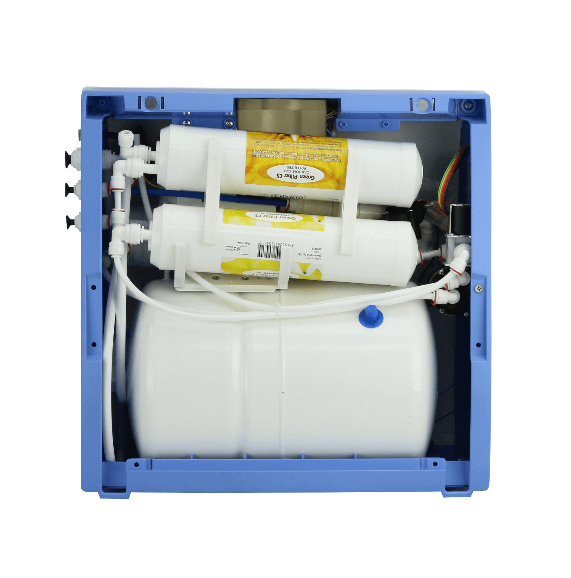 pro elite 2 sides reverse osmosis water purifier