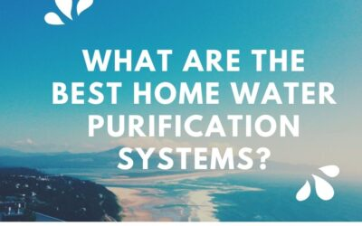 What are the best home water purification systems?
